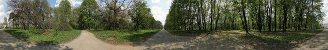 "Панорама Белой Церкви: Дендропарк ""Александрия"". Въезд в парк"