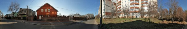 Панорама Белой Церкви: Ул. Краснофлотская